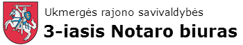 Ukmergės notarė